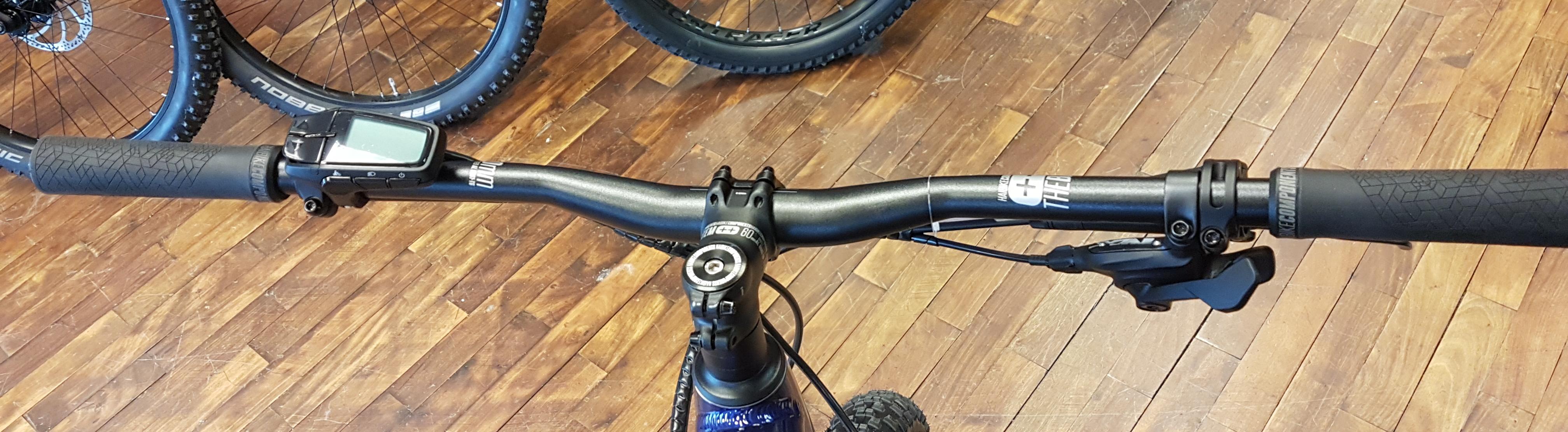 réglage cintre vélo